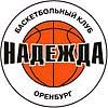 Naděžda Orenburg - logo